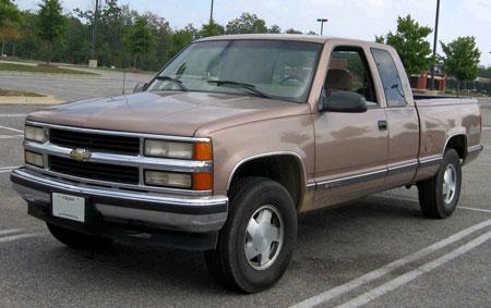 Most Stolen Vehicle in Tulsa