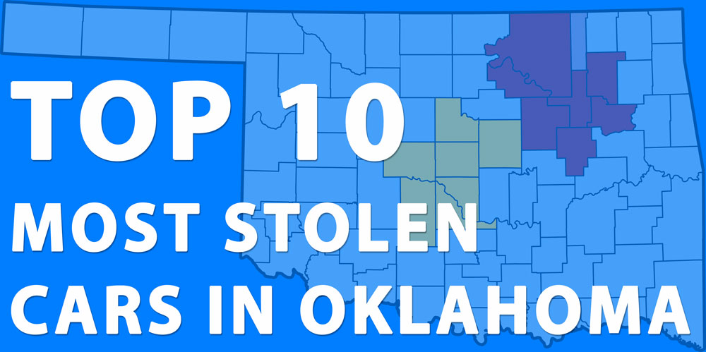 Most Stolen Cars in Oklahoma
