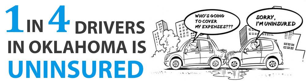 1 in 4 Oklahomans are uninsured