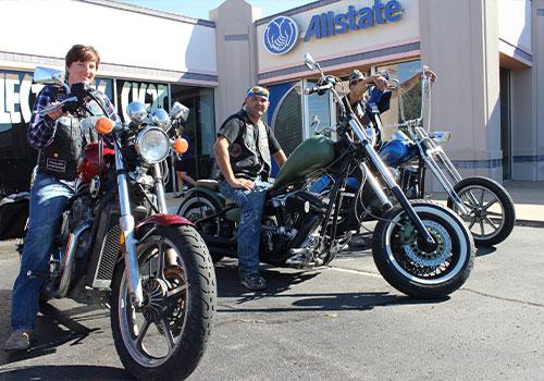 Motorcycle Insurance Agent - Tulsa, OK