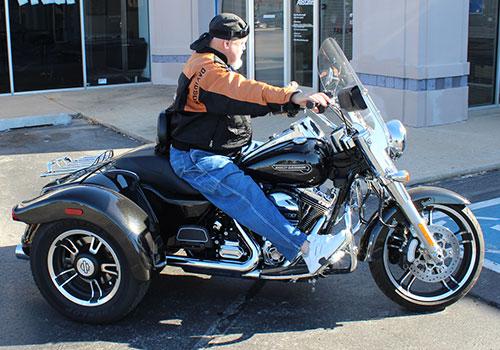 Motorcycle Insurance Agent - Tulsa, Oklahoma